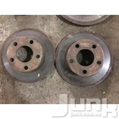 Тормозной диск задний для A4 B5 Б/У oe  разборка бу