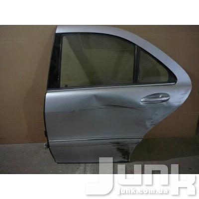 Дверь задняя левая для Mercedes W220 oe A2207300105 разборка бу