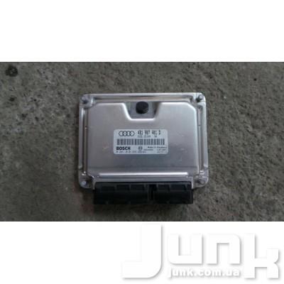 Блок управления двигателем для Audi A6 (C5) 1997-2004 oe 4B1907401D разборка бу