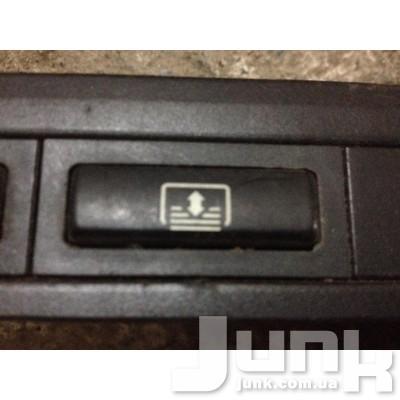 Выключатель солнцезащитной шторы для BMW 5-серия E39 1995-2003 oe 61318360893 разборка бу
