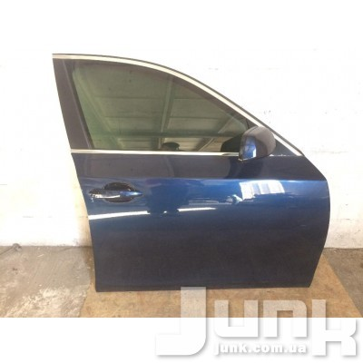 Дверь передняя правая для BMW E60 oe 41517202340 разборка бу