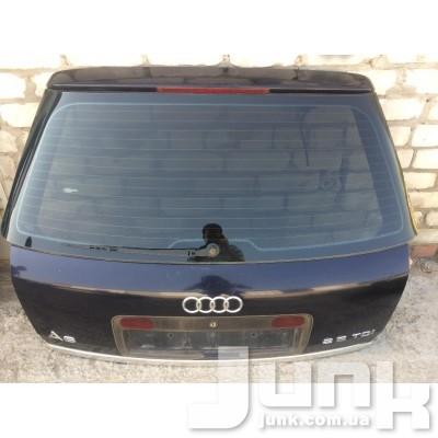 Задняя дверь ляда для Audi A6 C5 oe  разборка бу
