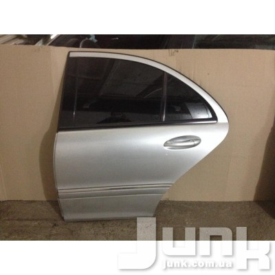 Дверь задняя левая для Mercedes W203 oe A2037300705 разборка бу