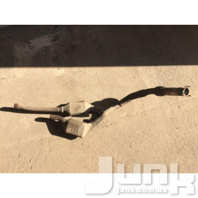 Выхлопная труба для Audi A4 B5 oe 8E0253057FX разборка бу