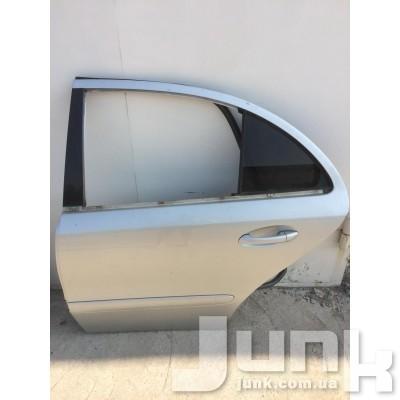 Маленькое стекло задней двери лев. для Mercedes W211 oe A2117300155 разборка бу