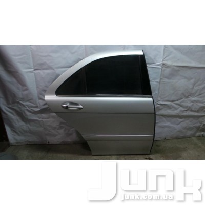 Дверь задняя правая для W220 S-Klasse 1998-2005 Б/У oe A2207300205 разборка бу