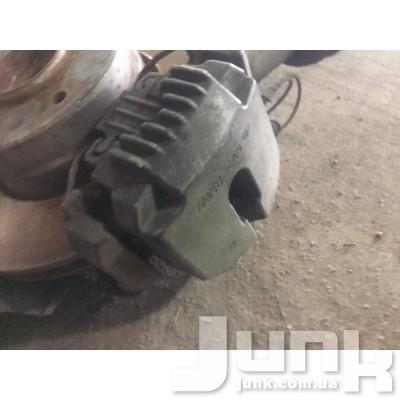 Суппорт переднего колеса левый для BMW E60 oe 34116763024 разборка бу