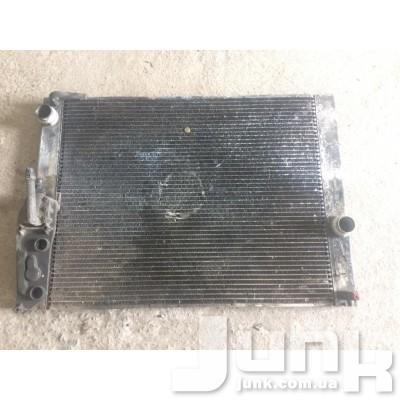Радиатор охлаждения двигателя для BMW E60 oe 17117519209 разборка бу