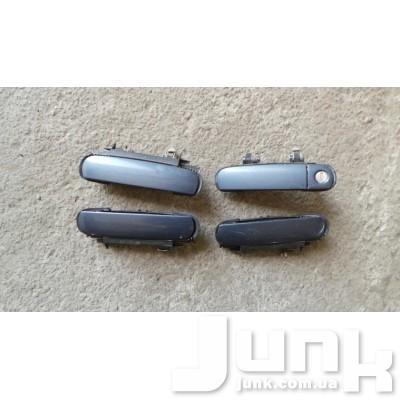 Ручка двери наружная для Audi A6 (C5) 1997-2004 oe 4B0839885 разборка бу