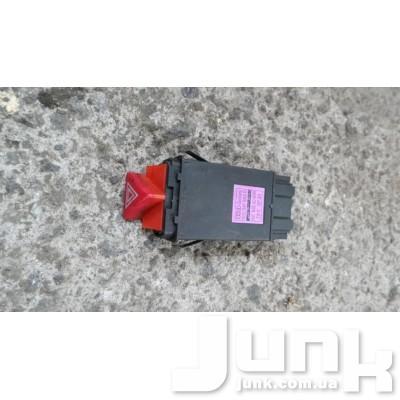 Кнопка аварийной сигнализации для Audi A6 (C5) 1997-2004 oe 4B0941509D разборка бу