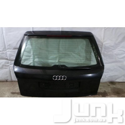 Стекло задней ляды для Audi A4 (B6) 2000-2004 oe  разборка бу
