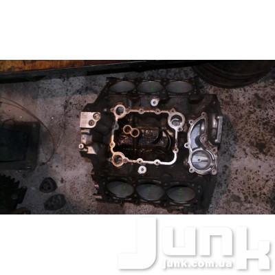 Блок цилиндров 3.0 CGX (мотор) для Audi A6 C7 oe 06E103023AK разборка бу