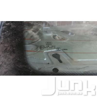 Стекло заднее для Audi A6 C6 oe 4F5845501C разборка бу