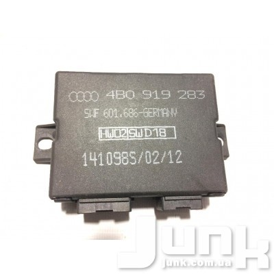 Блок управления парктрониками для Audi A6 C5 oe 4B0919283 разборка бу