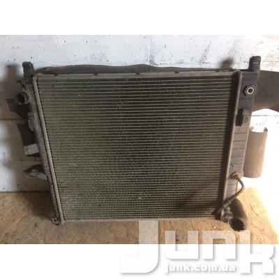 Радиатор охлаждения двигателя для Mercedes W163 ML oe A1635000504 разборка бу
