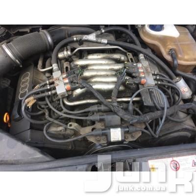Двигатель Мотор Audi 2.6 ABC для Audi A4 B5 oe  разборка бу