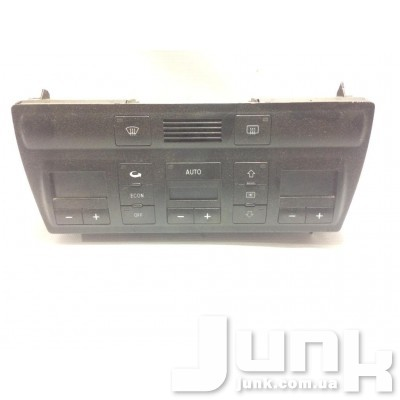 Блок управления климат контролем для Audi A6 (C5) 1997-2004 oe 4D0820043 разборка бу