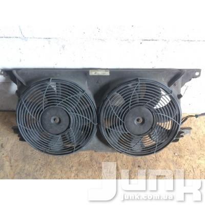 Вентиляторы радиатора кондиционера для Mercedes W163 ML oe A1635000155 разборка бу