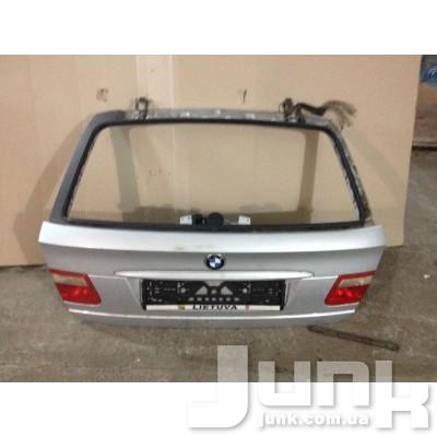 Задняя дверь багажник универсал для BMW 3-серия E46 1998-2005 oe 41628158552 разборка бу