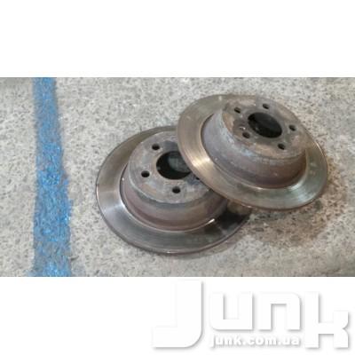 Тормозной диск задний для Mercedes Benz W211 E-Klasse 2002-2009 oe A2114230712 разборка бу
