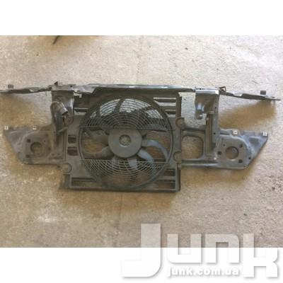 электровентилятор охлаждения в сборе (мотор+крыльчатка) для BMW 5-серия E39 1995-2003 oe 64548370993 разборка бу