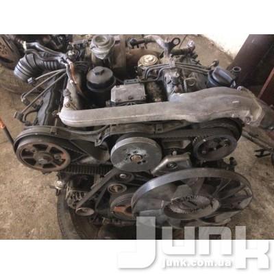 Двигатель для Audi A6 C5 oe  разборка бу