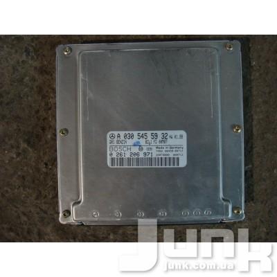 Блок управления двигателем для W220 S-Klasse 1998-2005 Б/У oe A0305455932 разборка бу