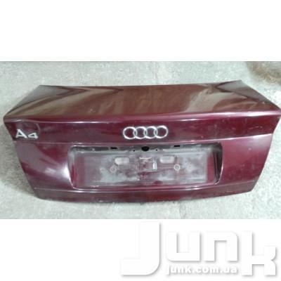 Крышка багажника для Audi A4 B5 oe 8D5827023A разборка бу