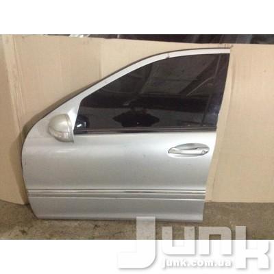 Дверь передняя левая для Mercedes W203 oe A2037200105 разборка бу