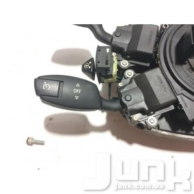 переключатель подрулевой, левый нижний для BMW E60 oe 61316924103 разборка бу