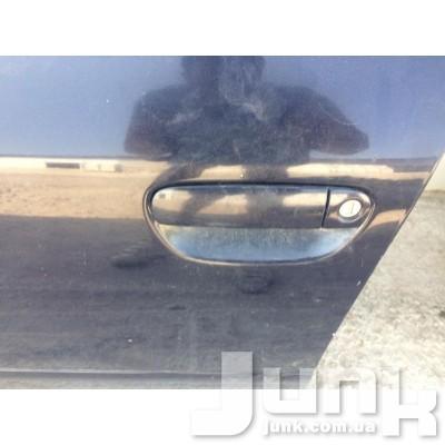 Ручка двери передней левой для A6 C5 Б/У oe 4B0839207 разборка бу