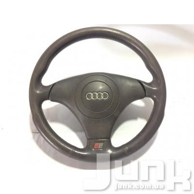 Рулевое колесо с AIR BAG для Audi A4 B5 oe 4B0419091BE разборка бу