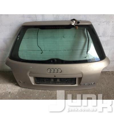 Задняя дверь ляда для Audi A4 (B5) 1994-2000 oe 8D9827023R разборка бу