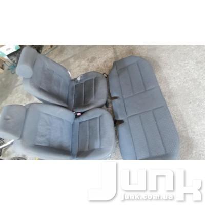 Сиденья (комплект) для Audi A4 B5 oe  разборка бу