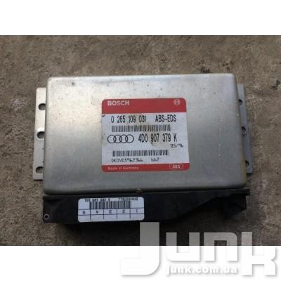 Блок управления ABS для Audi oe 4D0907379K разборка бу
