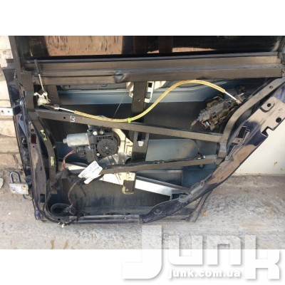 Механизм стеклоподъёмника задний прав. для A6 C5 Б/У oe 4B0839462 разборка бу