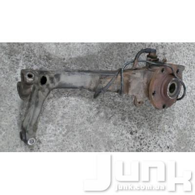Поворотный кулак передний правый (цапфа) для Audi A4 B5 oe 8D0407258P разборка бу