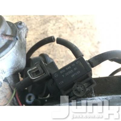 Клапан регулировки давления наддува для Mercedes W163 ML oe A0025401897 разборка бу