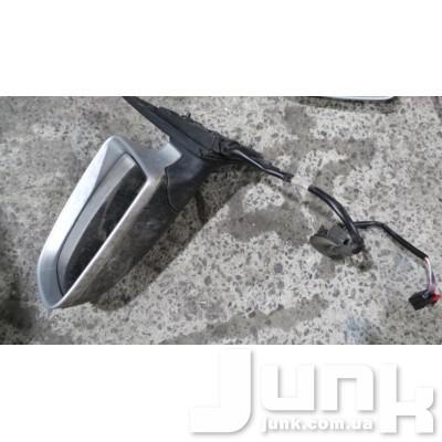 Зеркало заднего вида левое для Audi A6 C6 oe  разборка бу