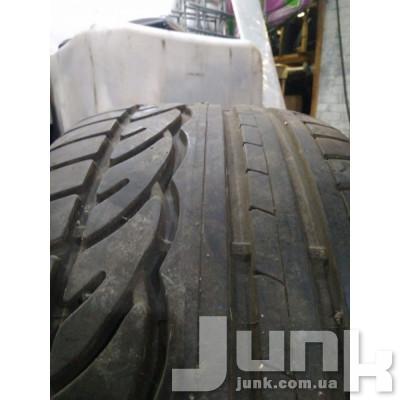 Шины Dunlop SP Sport 01 245/40 ZR19 98Y XL Б/У 6 мм oe  разборка бу