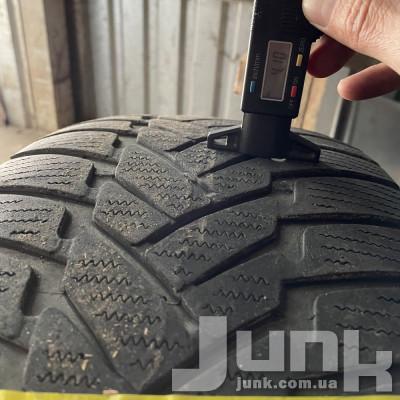 Шины Dunlop SP Winter Sport M3 255/55 R18 109H Run Flat Б/У 4 мм oe  разборка бу
