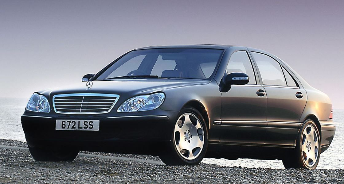 Запчасти Mercedes W220