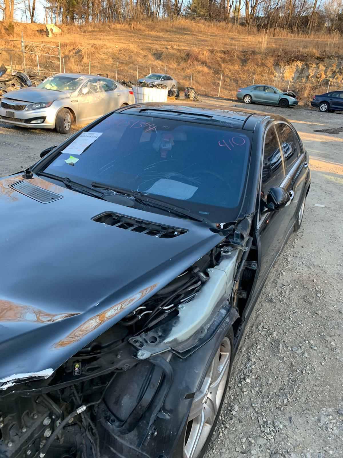 авторазборка Mercedes W221 S Class детали мерседес 221 Днепр