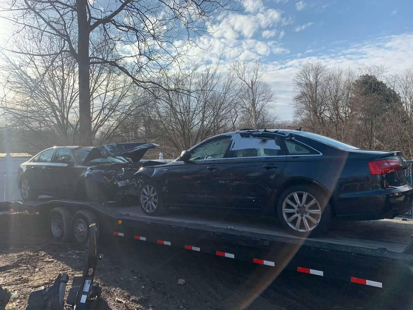 запчасти ауди а6с7 в днепре авторазборка Audi A6C7